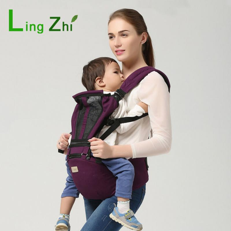 Multi-position infant baby durable front carrier comfort breathable baby sling wrap carrier backpack toddler suspenders<br><br>Aliexpress