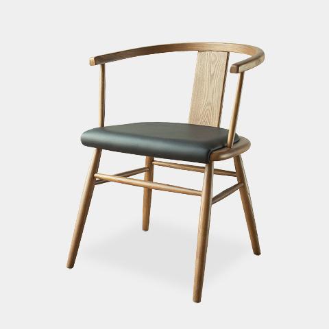 Nordic fashion pure wood chairs around the study of modern minimalist fashion creative leisure chair IKEA dinette(China (Mainland))