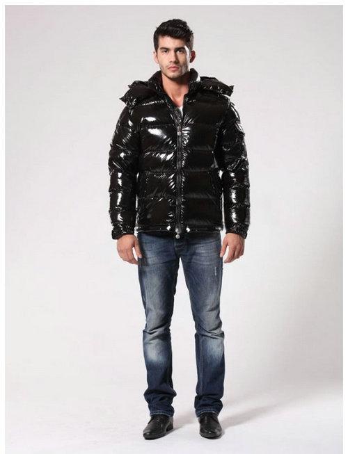2015 new free shipping goose Man monclearings down jackets brand fashion winter short black thick down parkas mens down coat(China (Mainland))