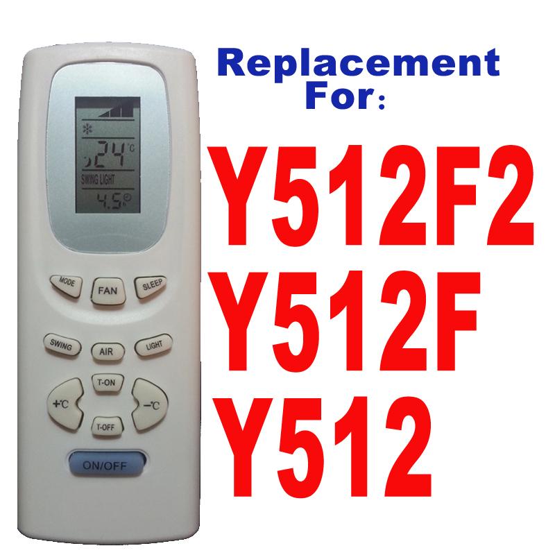 Gree Split And Portable Air Conditioner Remote Control