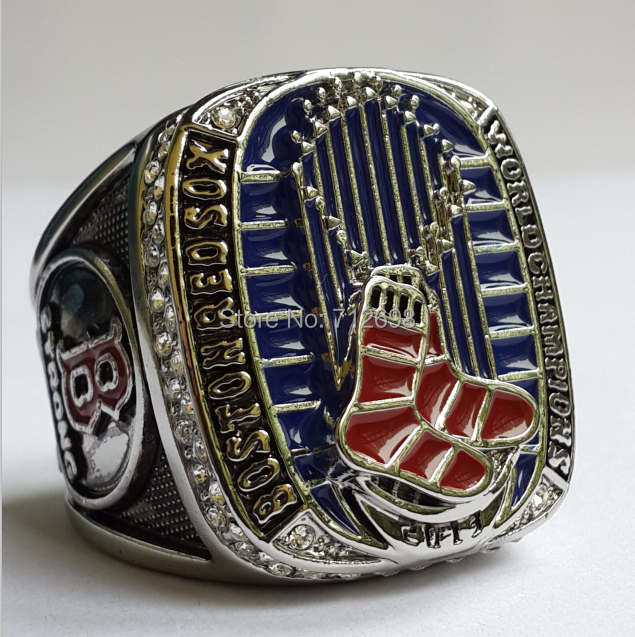 Red Sox Ring Replica