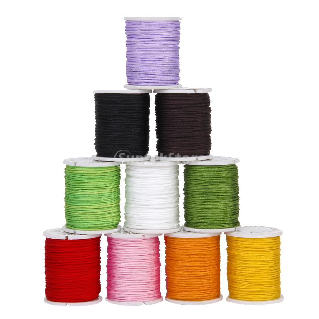 6 colored nylon repro