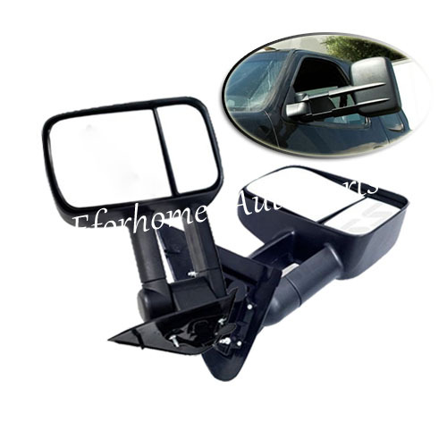 97-03 for Ford F150 Pickup Towing Manual Side View Mirror Free Shipping(China (Mainland))