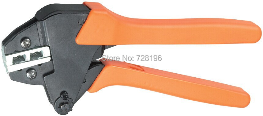 Free Shipping High Quality VH2-50WF Insulated and Non-insulated Ferrules Ratchet Crimping Pliers  Wire Crimpers Crimping Tool