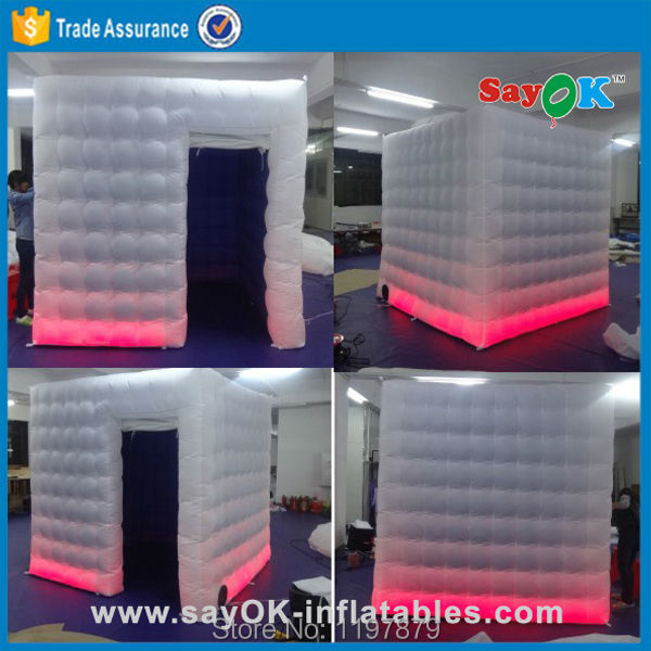 used portable inflatable spray photo booth for sale(China (Mainland))