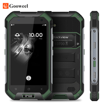 """Большая Распродажа! Blackview BV6000S Смартфон 4 Г Водонепроницаемый IP68 4.7 """"HD MT6735 Quad Core Android 6.0 Мобильный сотовый Телефон 2 ГБ + 16 ГБ 13MP(China (Mainland))"""