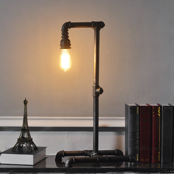33 - Pipe Lamps