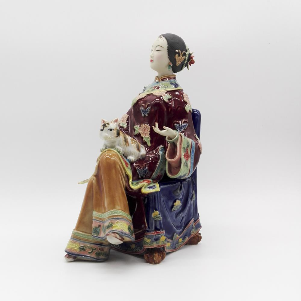 Marvel Collectible Porcelain Dolls Female Sculpture Human