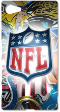 Retail NFL team logo Mobile Case For Sony Xperia Z Z1 Z2 Z3 Z4 Z5 Compact Mini E4 M C1904 C1905 M2 M5 C3 C4 SP M35h Phone Cover