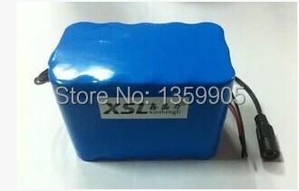12V 10000 mah/10Ah large capacity Lithium battery miners lamp Battery 35 w 55 w xenon lamp lithium battery<br>