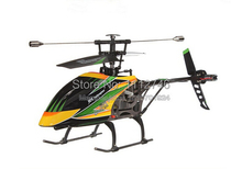 WLtoys 2.4G 4CH Single-Blade RC Helicopter V912 BNF Without Remote Controller & free shipping (green ).