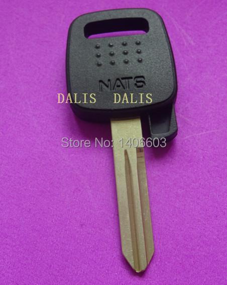 A33 transponder key shellfor Nissan/ car key fob shell blank 5pcs/lot(China (Mainland))