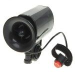 6 Sounds Electronic Cycling Bike Bicycle Bell Alarm Siren Horn Loud Speaker New(China (Mainland))