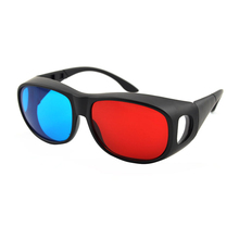 Excellent Complementary Anaglyph Images & Movies 3D Glasses for DVD/VCD 3D Movies