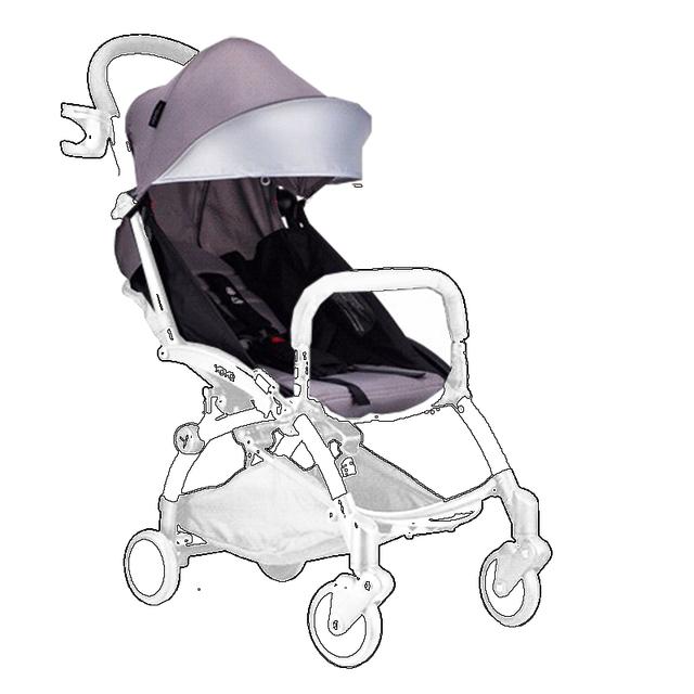 20 цветов на выбор, быстрая и бесплатная доставка yoya kissbaby Детская коляска коврик ...