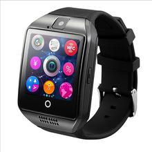 Buy Free New Q18 Passometer Smart watch Touch Screen camera TF card Bluetooth smartwatch Android IOS Phone T30 for $17.09 in AliExpress store