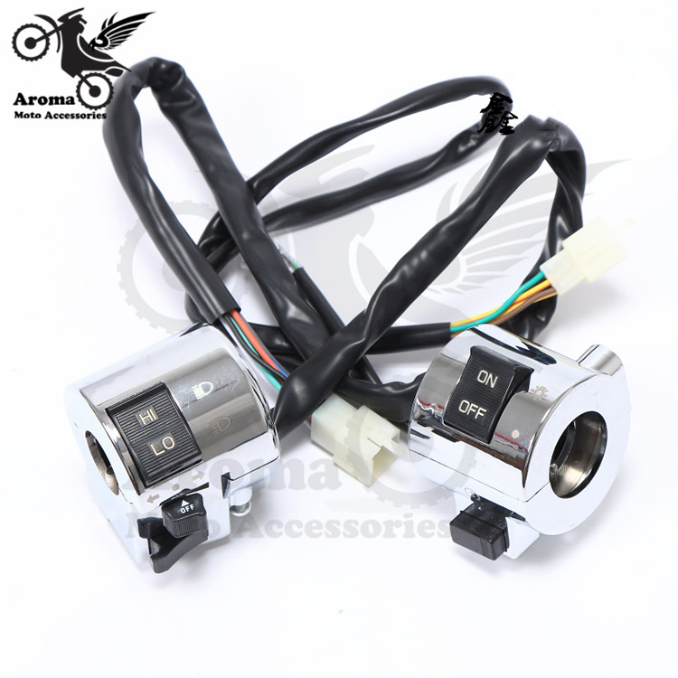 Motorcycle Switches<br><br>Aliexpress