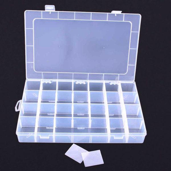 small compartment storage box 1