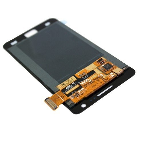 Full LCD Display Touch Screen Digitizer Assembly for Samsung Galaxy S2 GT-i9100 White(China (Mainland))