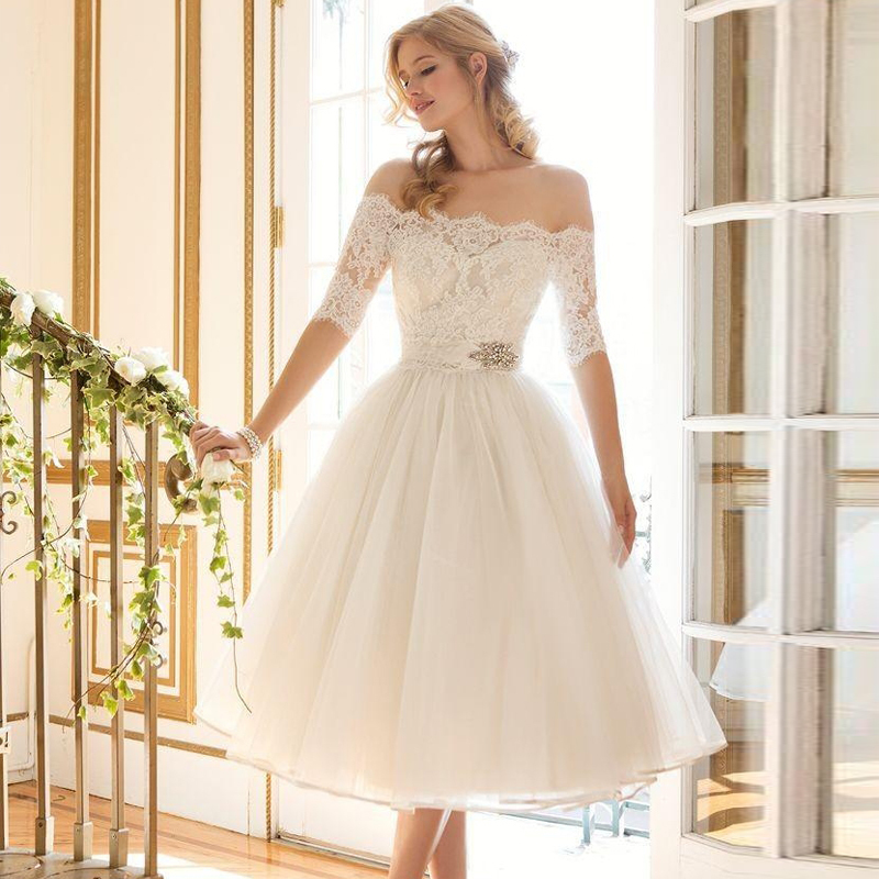 Garden Wedding Dresses 2016 Grace London Life Style