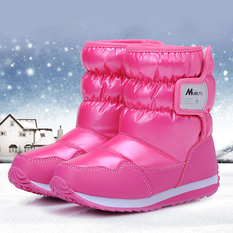 Best Girls Snow Boots - Boot Hto