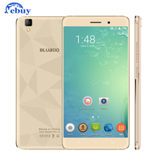 Originale Bluboo Maya Del Telefono Mobile MT6580A Android 6.0 Quad Core 5.5 pollice 1.3 GHz 2 GB RAM + 16 GB ROM 13.0MP + 8.0MP 1280*720 3000 mAh(China (Mainland))