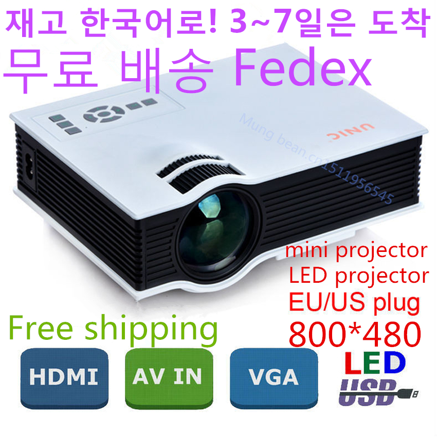 Проектор UNIC UC40 Proyector HDMI AV USB 1080P projetor PS3 Xbox tv free shipping y67 lmp rear replacement projection tv lamp with housing for toshiba proyector projector tv projetor luz lambasi