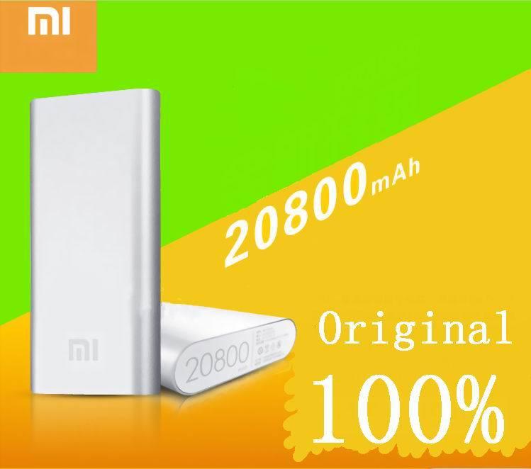 Free shipping 2015/ in Stock 100% original xiaomi power bank 10400mAh xiaomi 16000 external battery pack xiaomi 10400mAh charger(China (Mainland))