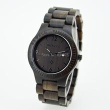 2014 nuevo diseño caliente venta delgada Top marca de lujo hecho en fábrica China de madera reloj barato venta al por mayor