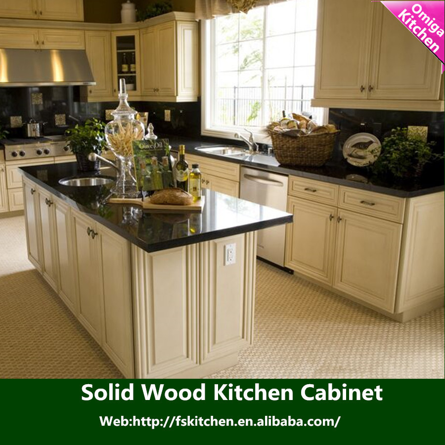 real natural solid wood kitchen cabinets modern kitchen