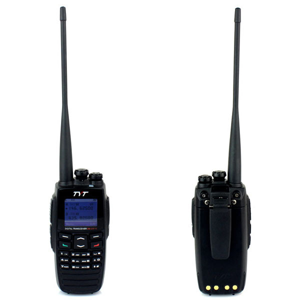 DPMR Digital Ham CB Radio Walkie Talkie With GPS TYT DM-UVF10 VHF+UHF 5W 256CH VOX Scan Digital dual band Two Way Radio A7118A(China (Mainland))
