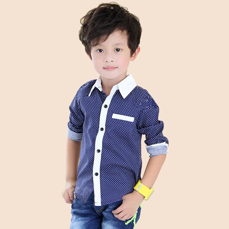 2015 new fashion baby boys shirts designer brand long Baby clothing designers