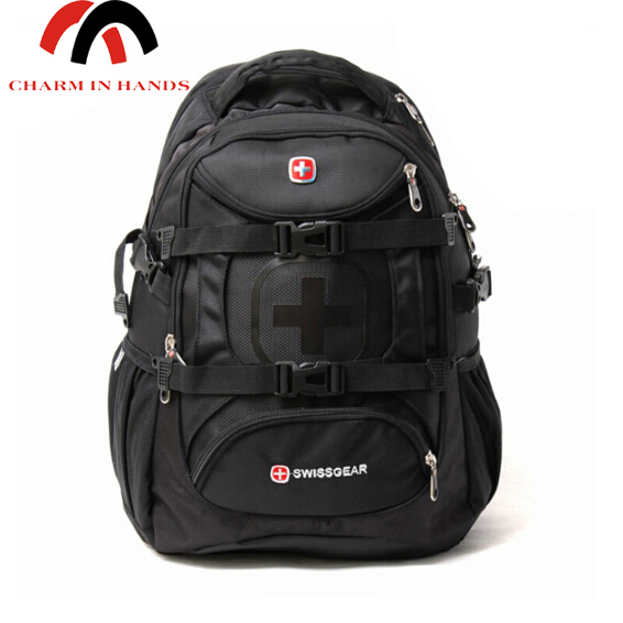 Charm in hands! 2015 Hot Sold Schoolbags Men's Backpack & High Quality Men's Travel Bag Nylon Brand Name Classical Design LM1021(China (Mainland))