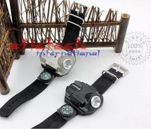by dhl or ems 200 pieces Portable CREE LED WristWatch USB Flashlight Wrist Flashlight Torch Wristlight Tactical Flashlight(China (Mainland))
