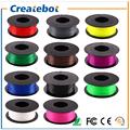 Createbot 3D Printer Material 1 kg 2 2 lb 1 75mm 3mm PLA Filament Supported 3D