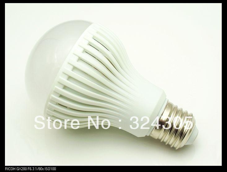 1 led bulb light E27 lamp lighting High brightness 7W 2835SMD Cold white/warm white 220V - LED store