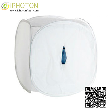 120 120cm professional photo box soft box light tent for. Black Bedroom Furniture Sets. Home Design Ideas
