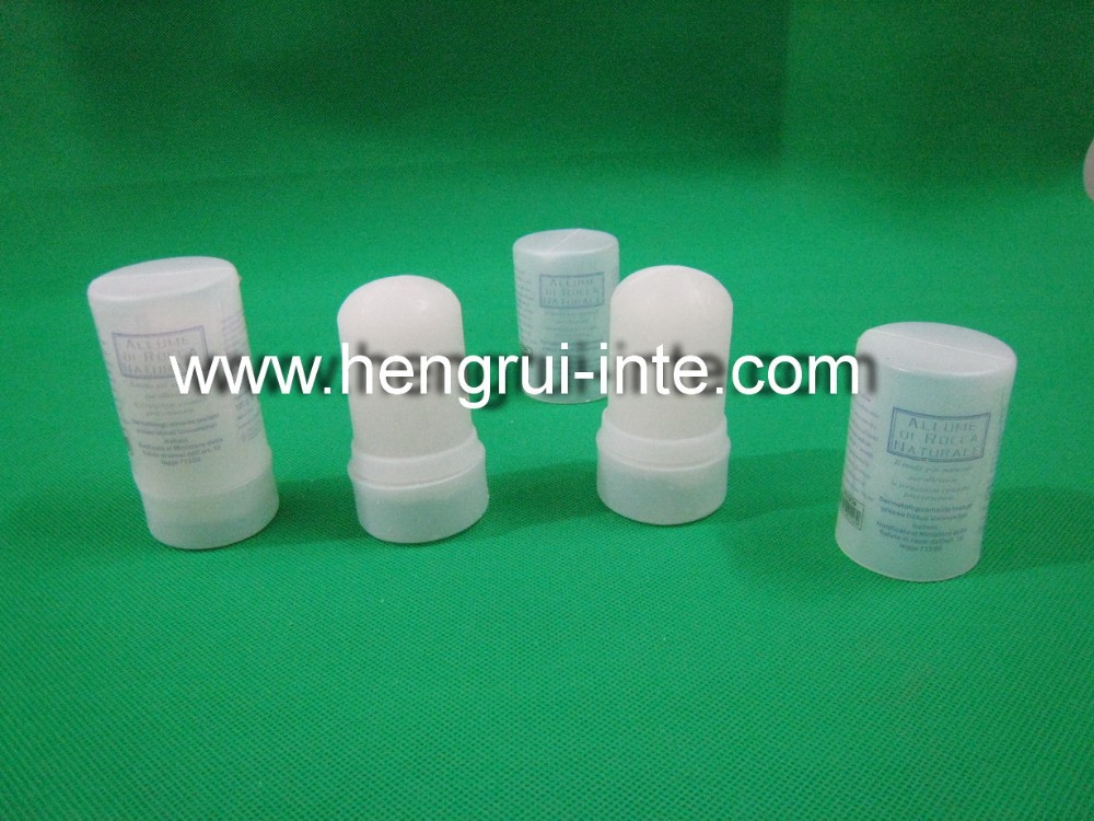 for 120g alum stick with push up tube,deodorant stick,antiperspirant stick,alum deodorant,crystal deodorant