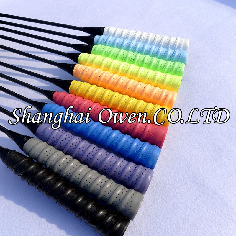 G99 50 pcs NO LOGO EVA anti-skid Tennis Racket Overgrip Badminton rackets over Grips