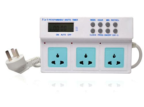 Таймерный выключатель 220V 3680W