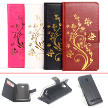 Buy Lenovo Vibe C2 K10A40 Case 5.0 inch Luxury Book Style Magnetic Flip Wallet protective leather case cover Lenovo Vibe C2 for $4.97 in AliExpress store