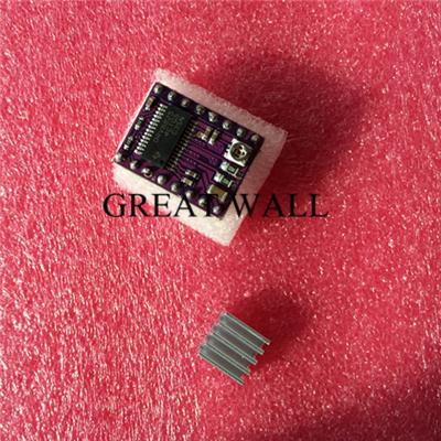 Интегральная микросхема Gw 1pcs/lot 3D DRV8825 StepStick Reprap 4/pcb gw-module интегральная микросхема 12v 9ch pcb x 1