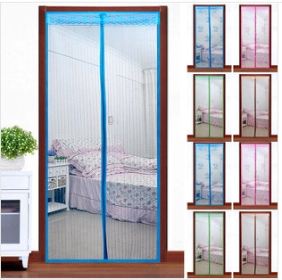 fly screen mosquito net on the window mosquito screen magic mesh mosquito net for door net on the door mosquito net curtains(China (Mainland))