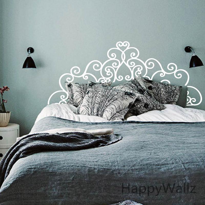 Achetez en gros stickers muraux t te de lit en ligne des - Stickers muraux tete de lit ...