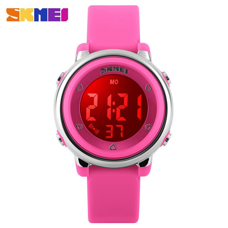 skmei children led digital sports watches