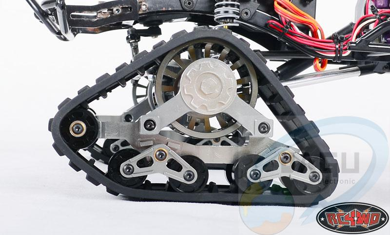Russia 4 wd tank track, track wheel assembly - 1 for scientific and technological innovation, the education robot(China (Mainland))