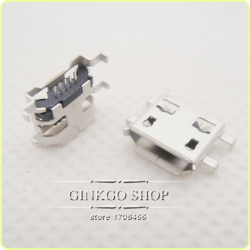 3000PCS/LOT,Micro USB 5P,5-pin Micro USB Jack 5Pins Tail Charging socket for repairing mobile phone digital product ect<br><br>Aliexpress