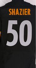 Best quality jersey Men's 7 Ben Roethlisberger 12 Terry Bradshaw 43 Troy Polamalu 50 Ryan Shazier 84 Antonio Brown elite jerseys(China (Mainland))