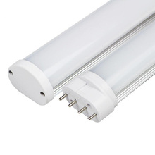 led 2g11 tube 4pin linestra PL lamp 220V dimmable Milky white 10w 225mm 12w 320mm 15w 410mm 22w 535mm replace halogen AC85--265V - ledfactory Store store