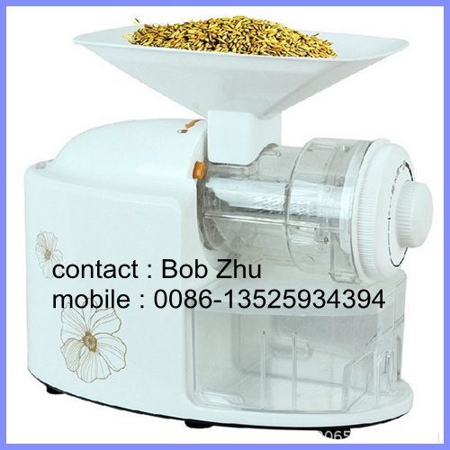Home Rice Milling Machine Shaft Rice Milling Machine